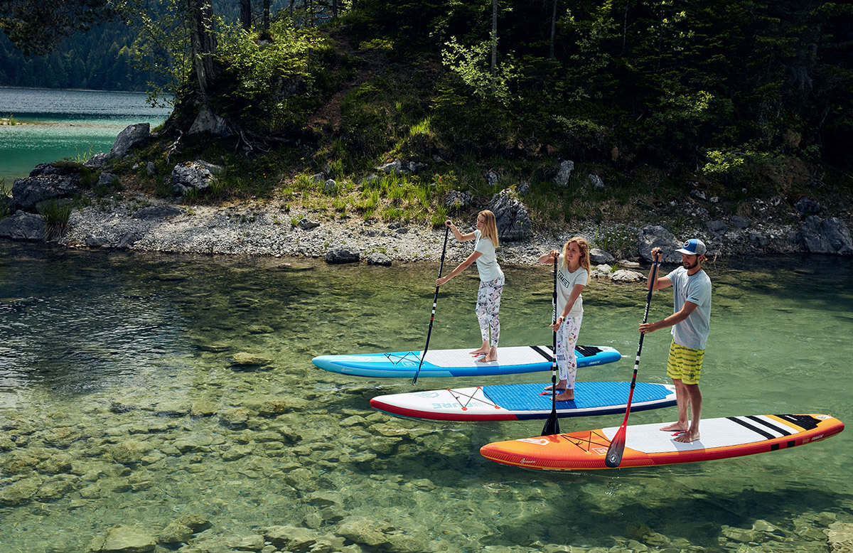 SUP - Stand Up Paddle Boards - Surf Shop Istra